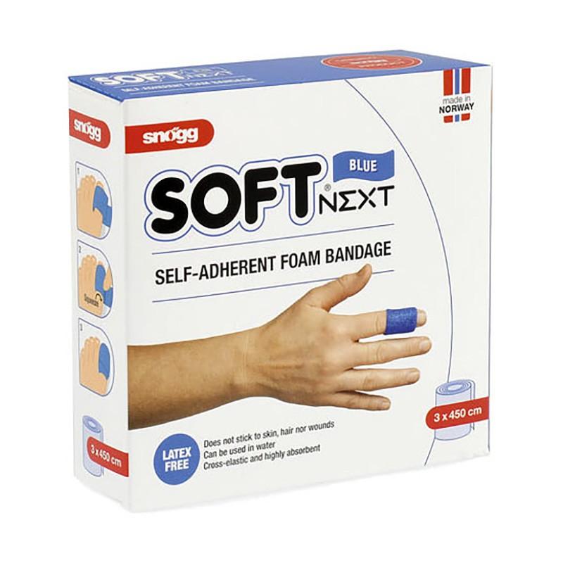 Snögg Soft Next, 4.5 m x 3 cm